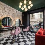 Agencement commerce, salon de coiffure à Nice